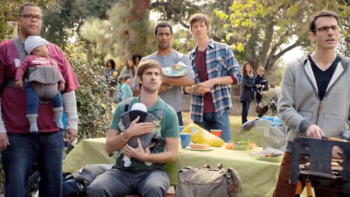 Similac Ad Gives Token Nod To Dads