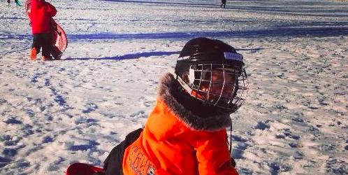 Wear Helmets For Winter Sports