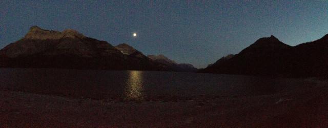 Full Moon Rockies