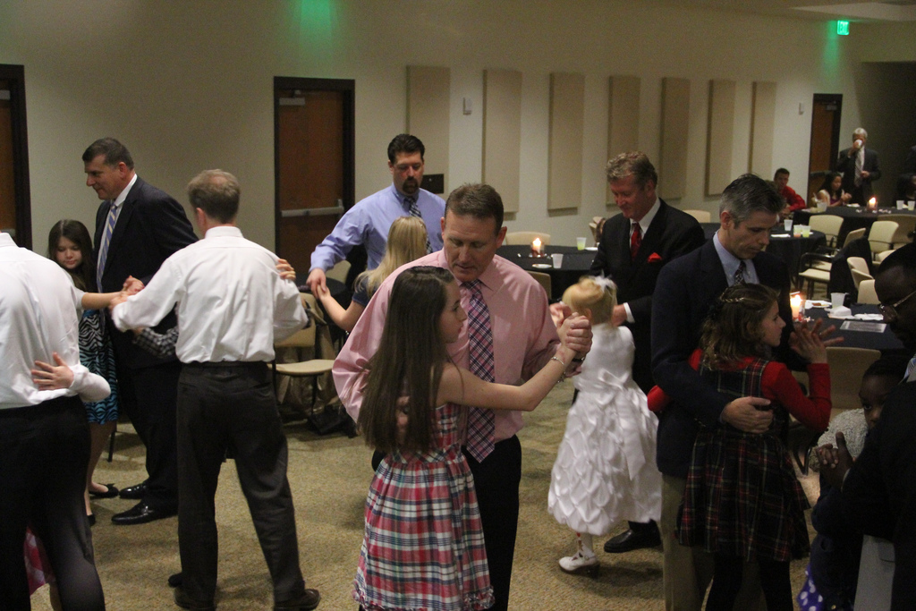 Daddy Daughter Dances Are Creepy