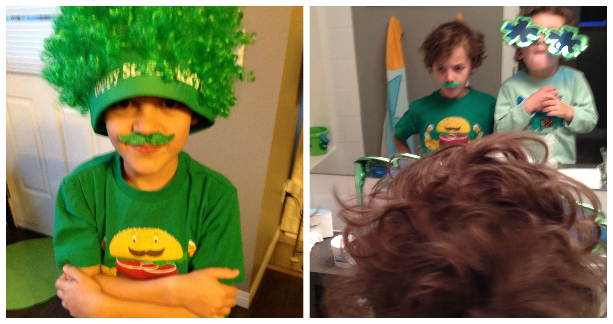 Kids Love Leprechauns