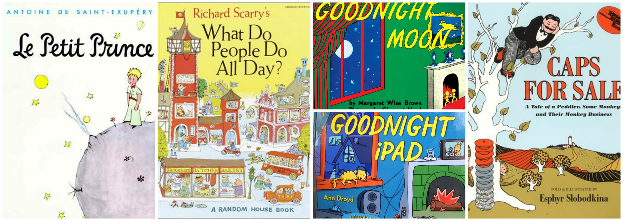 Classic Books For Bedtime Stories