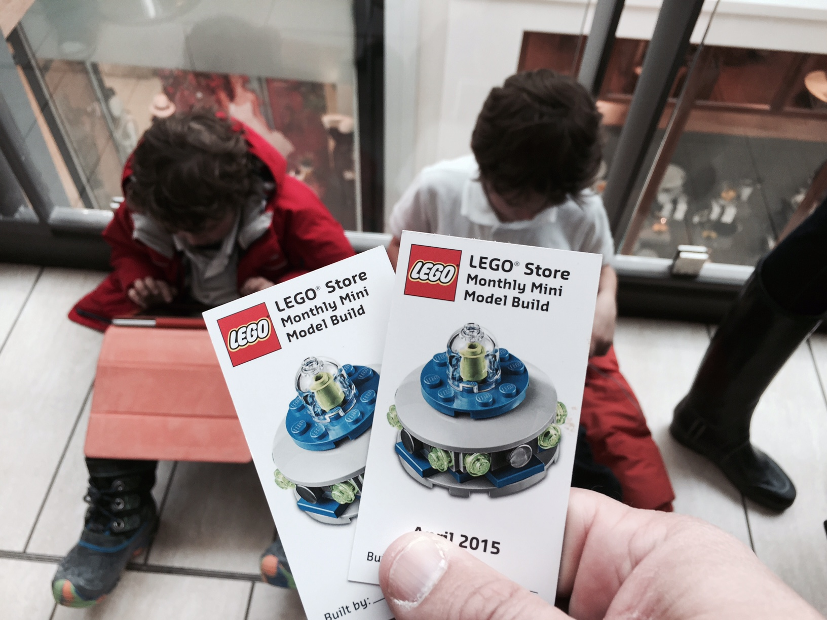 lego mini build night at the lego store bring snacks lego mini build ufo