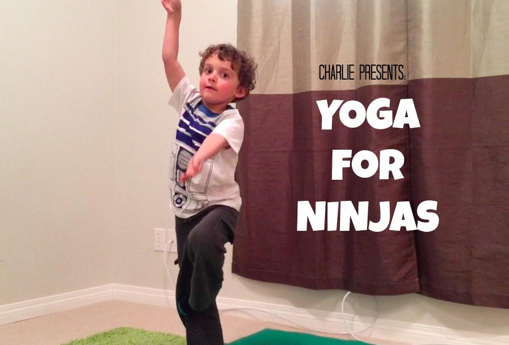 Yoga For Ninjas