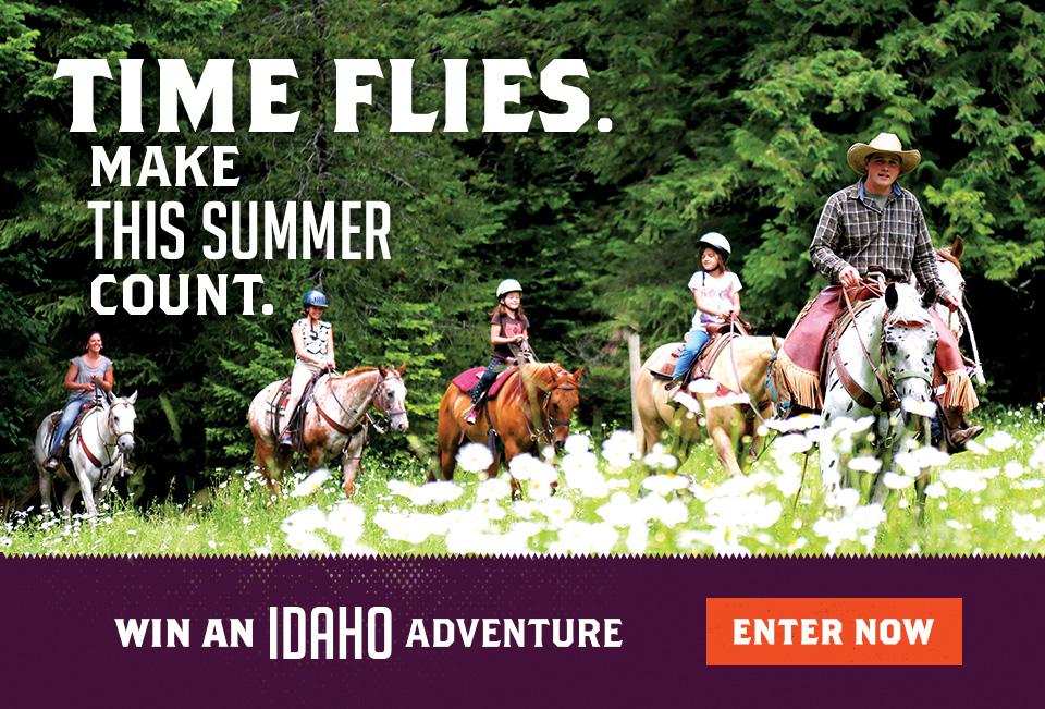 18 Summers In Idaho