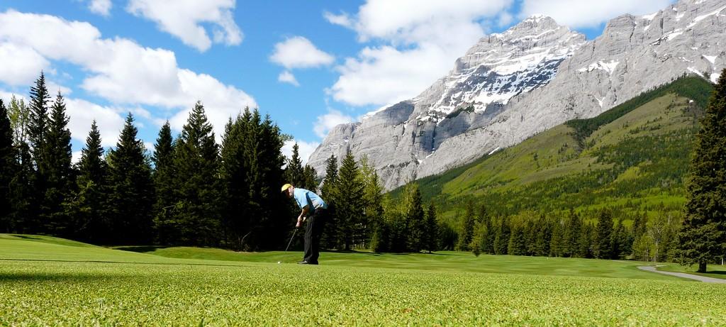 Father's Day Golf at Kananaskis