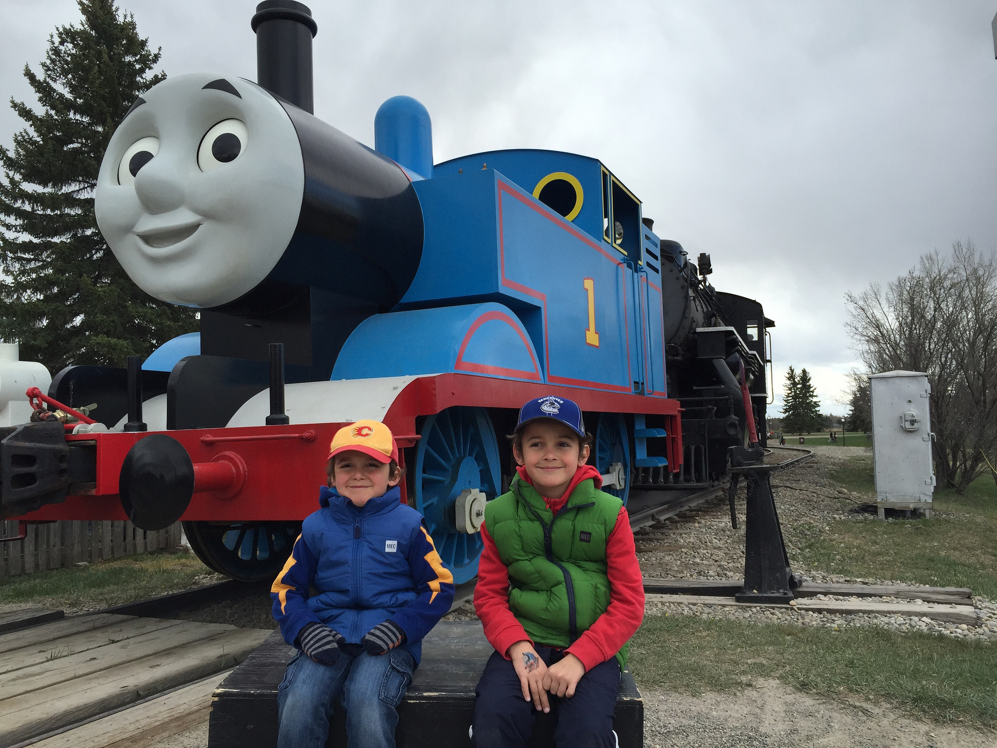 day out with thomas 2015