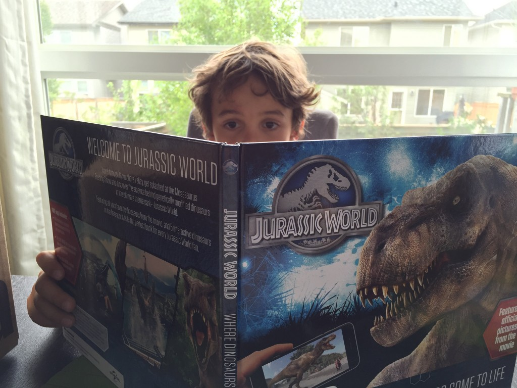 #TeamJurassic book
