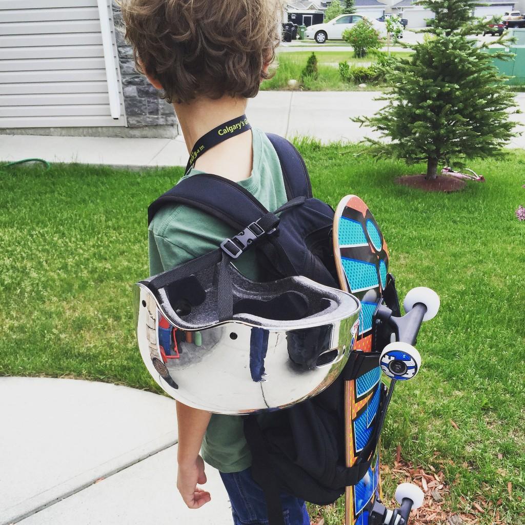 Zacharie Skateboard