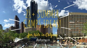 21+ Summer Camp Ideas For Kids In Calgary