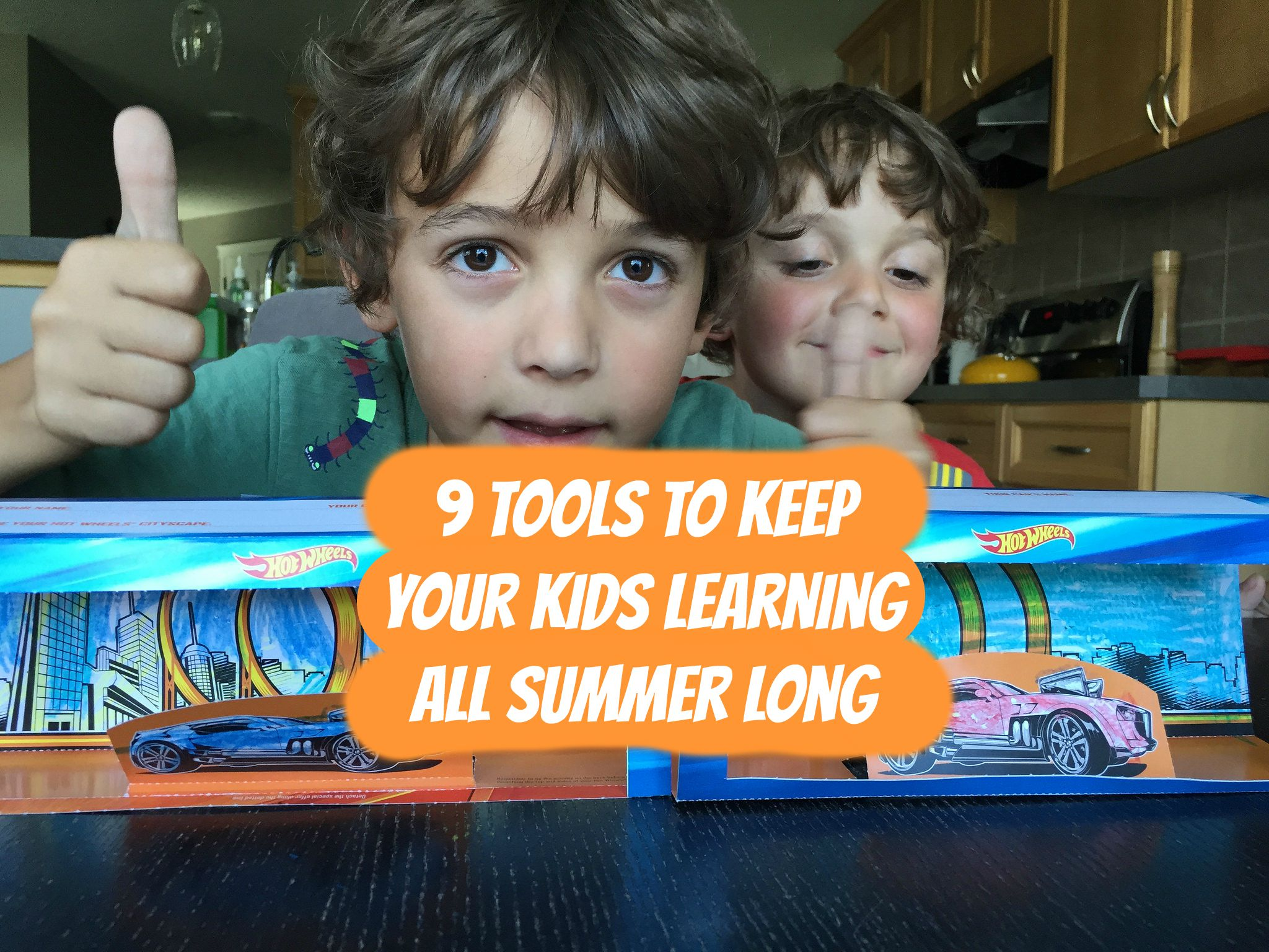 How To Keep Your Kids Learning All Summer Long