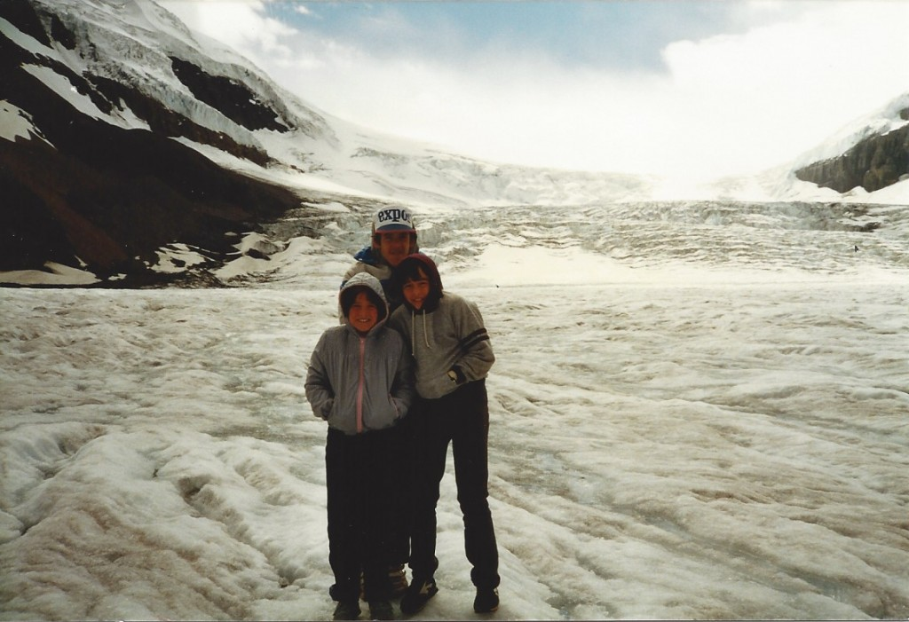 Icefields in 1984