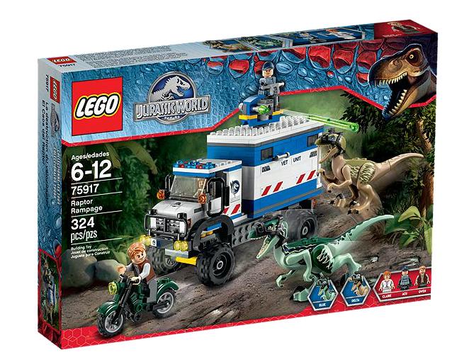 LEGO Raptor Ramage