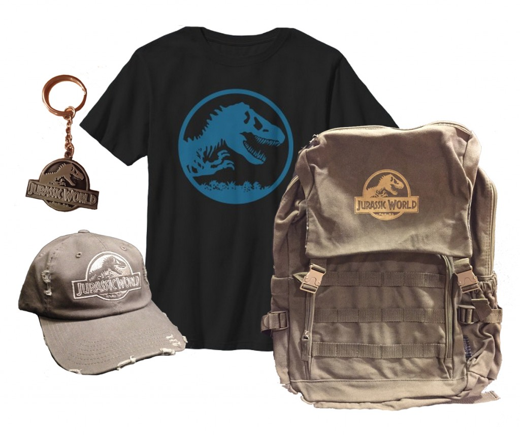 #TeamJurassic Shirt Hat Bag
