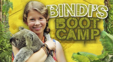 Bindi's Boot Camp on Netflix