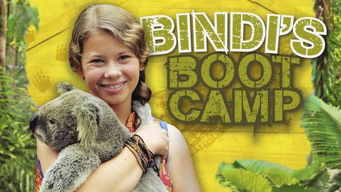 Bindi's Boot Camp on Netflix