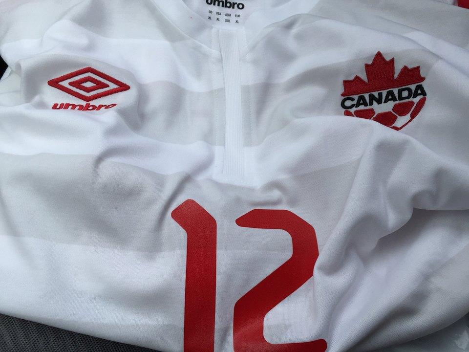 Christine Sinclair jersey
