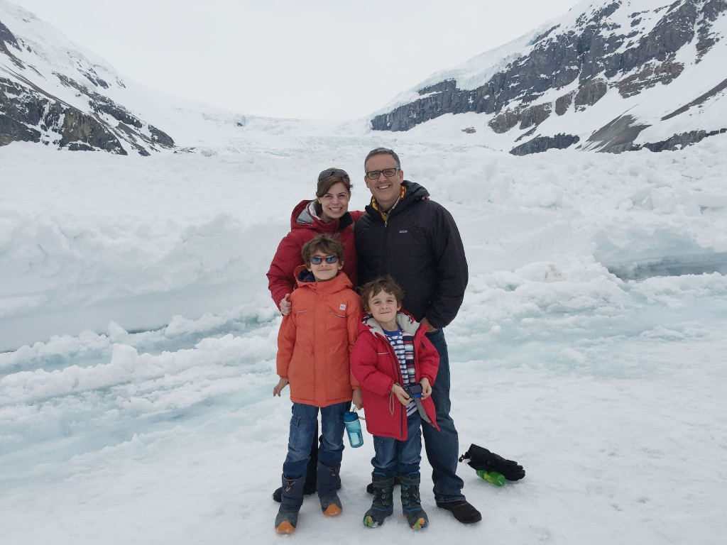 Columbia Icefield 2015