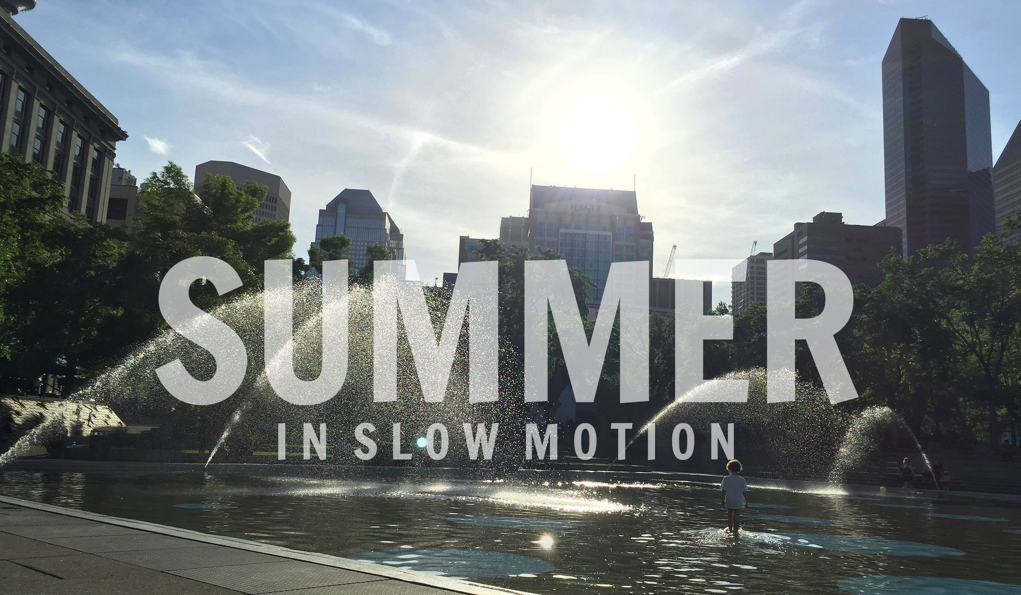Summer In Slow Motion