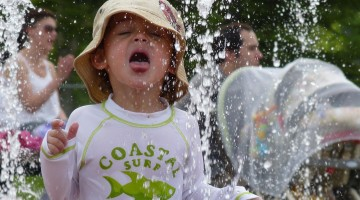 Glenmore Spray Park