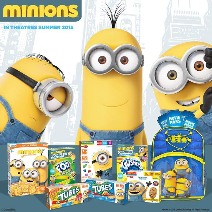 Minion contest on DadCAMP