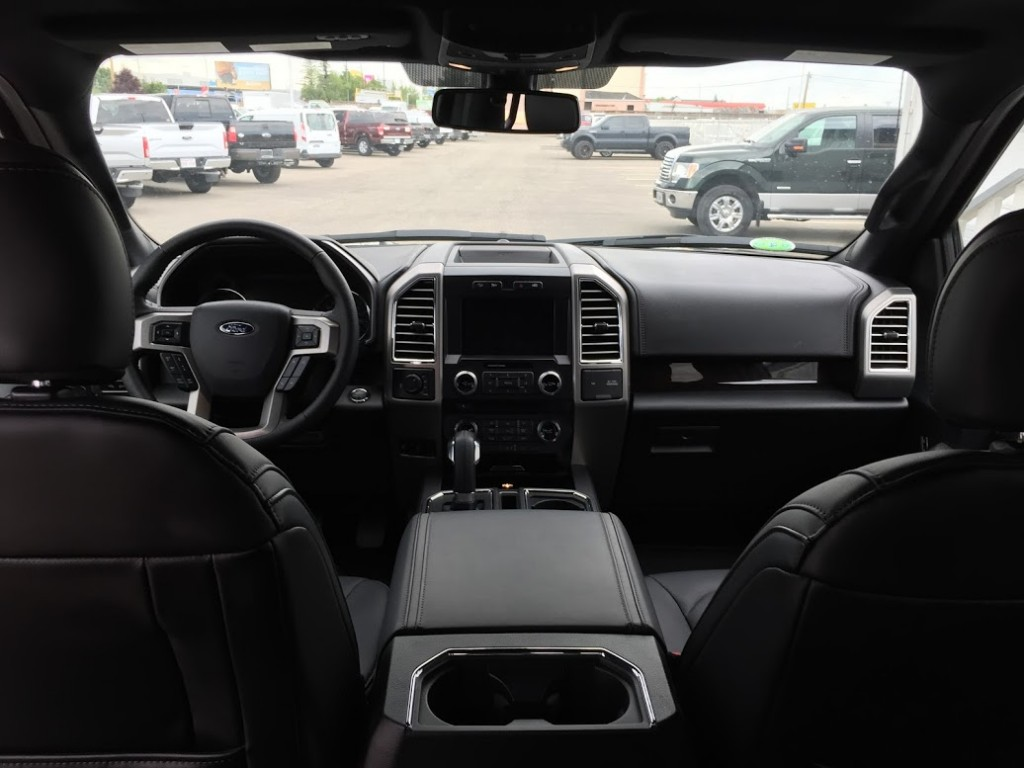 F-150 Platinum Edition Cab