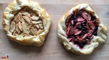 Easy and Simple Baked Galette Recipe