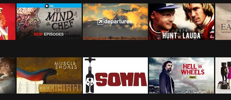 My List on Netflix