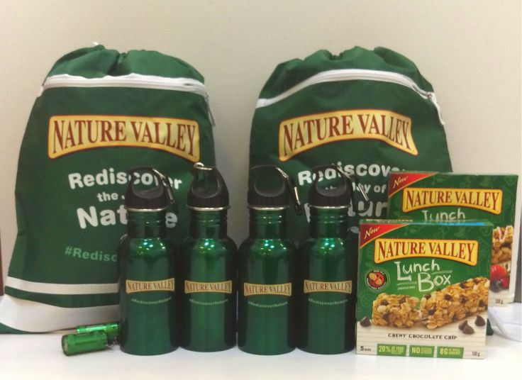 Nature Valley Prize Pack