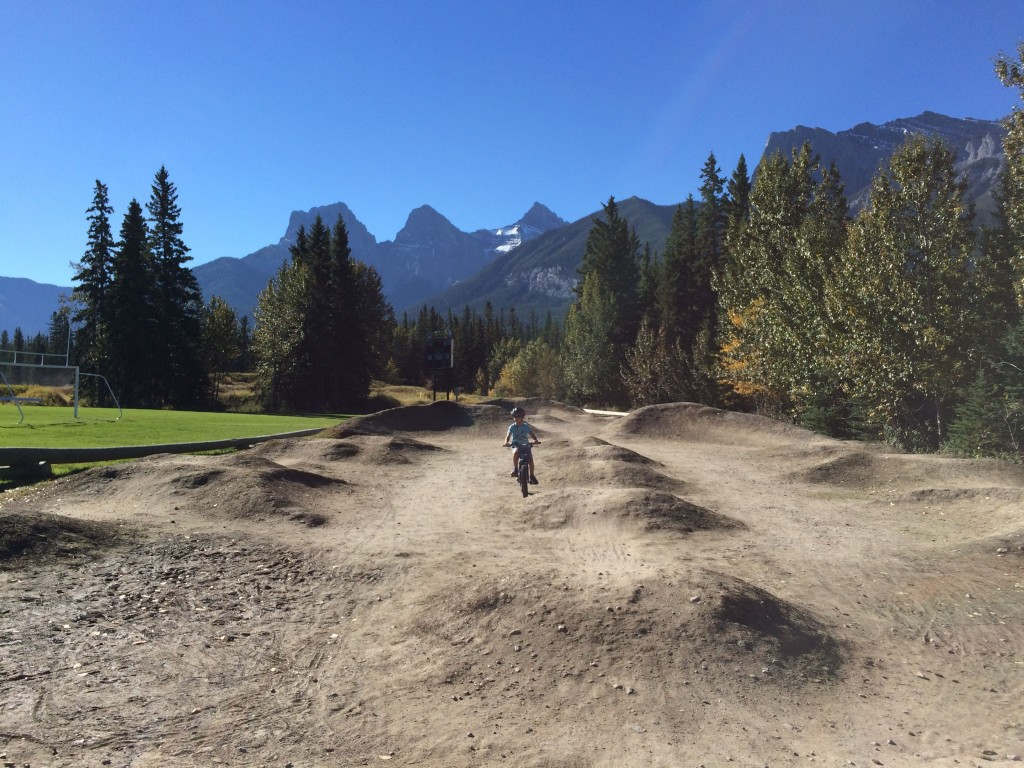 mountain bike trails in canmore