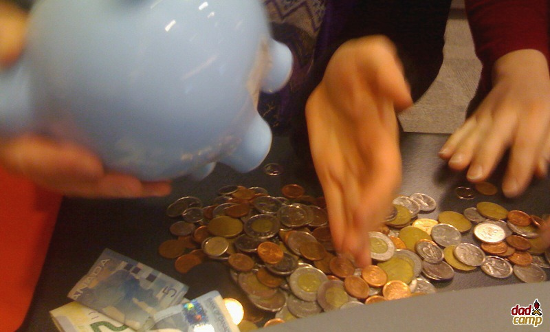 5 Simple Money Saving Tips