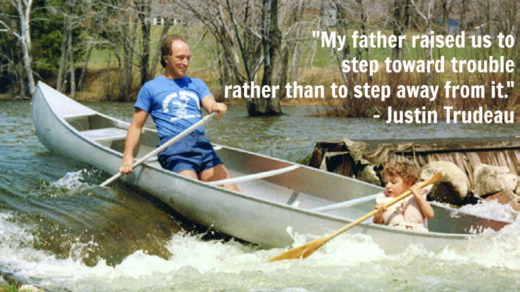 pierre trudeau essay on canoeing Pierre elliot trudeau essay pierre trudeau essay example for free inspiring quote about the importance of canoeing from canada's former prime minister.