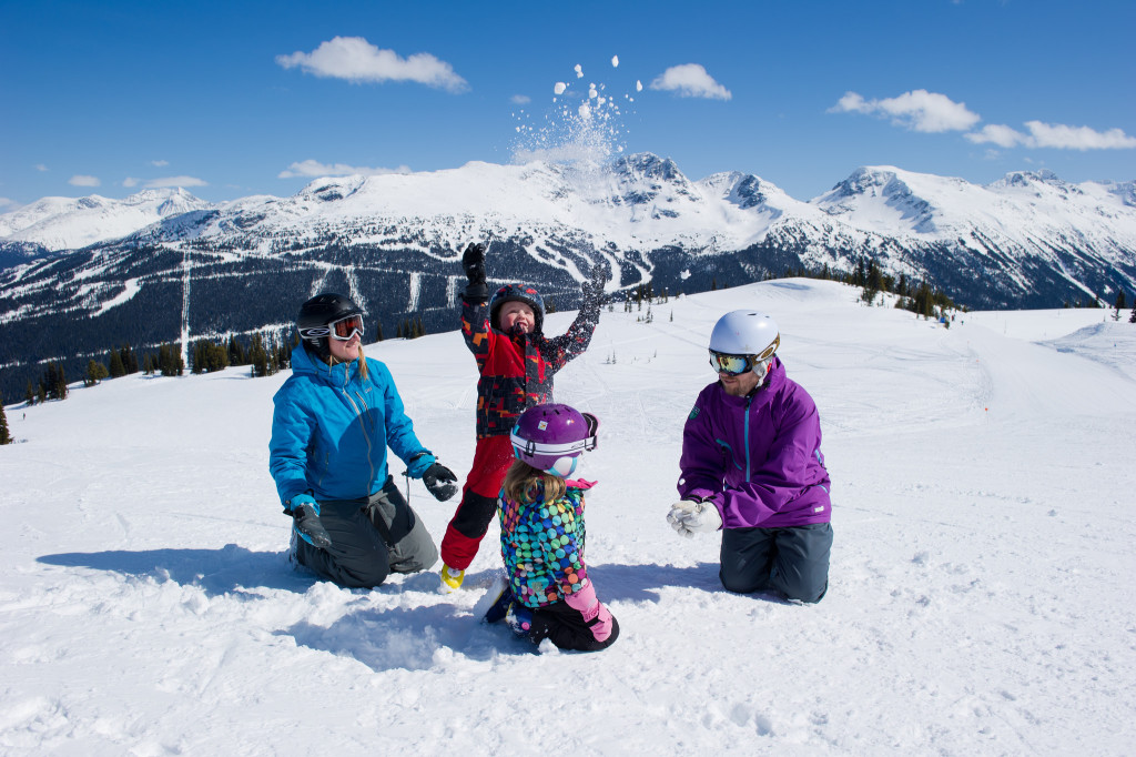 Family Skiing Hacks