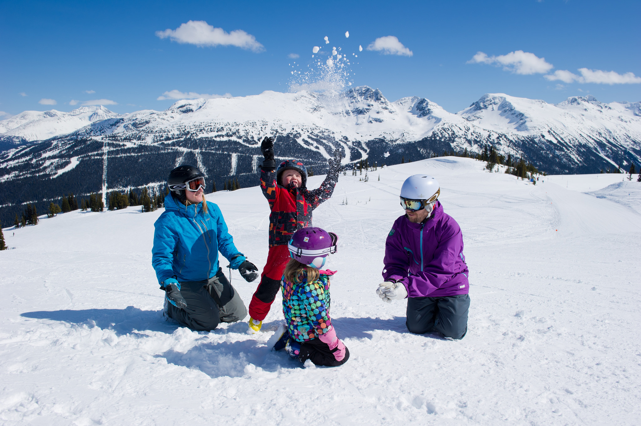 Family Skiing Hacks