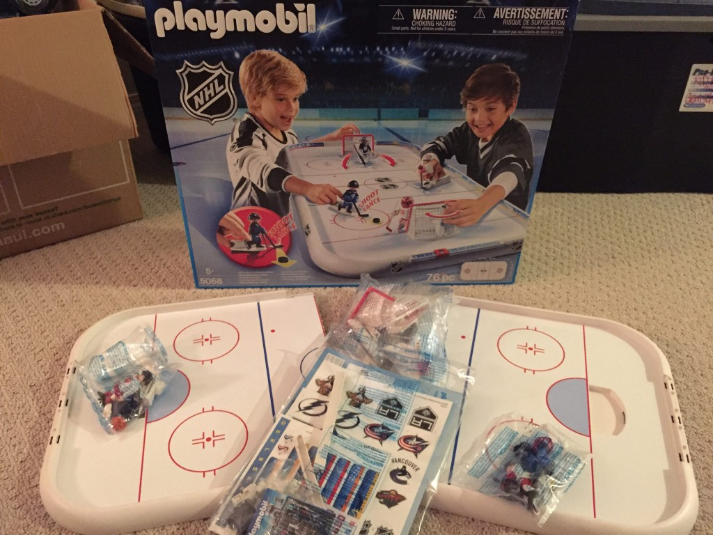 Playmobil NHL Arena