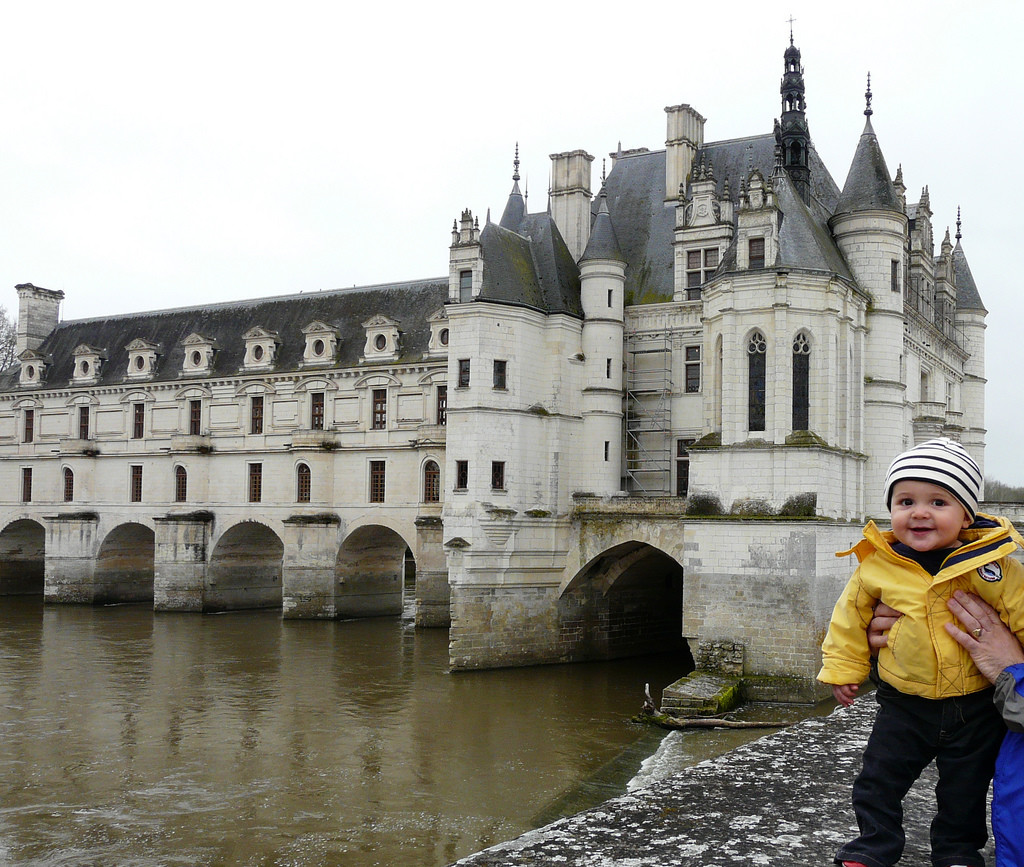 Zacharie in the Loire