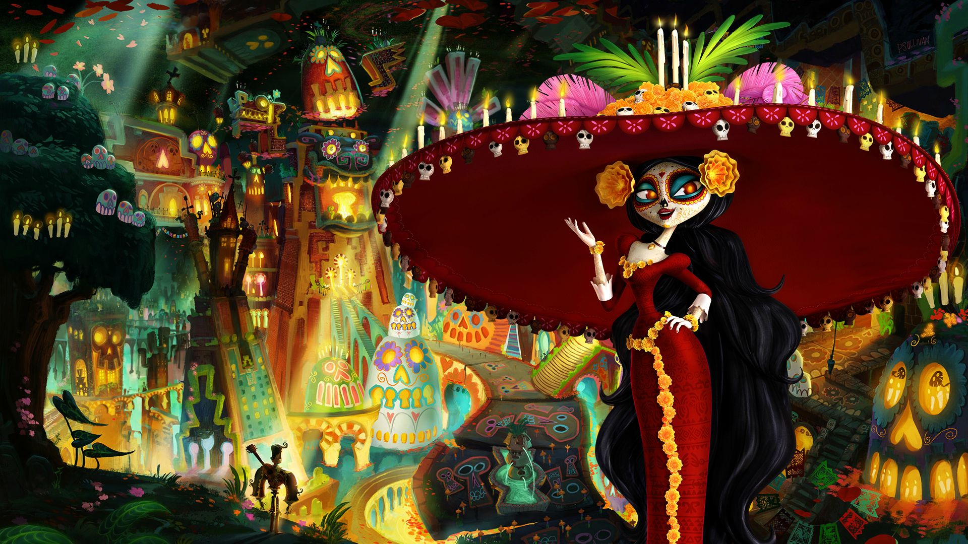 La Muerta Book of Life