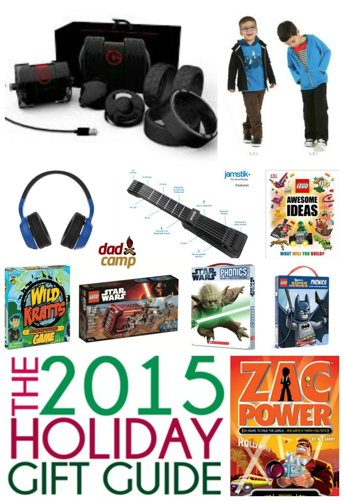 The 2015 DadCAMP Gift Guide