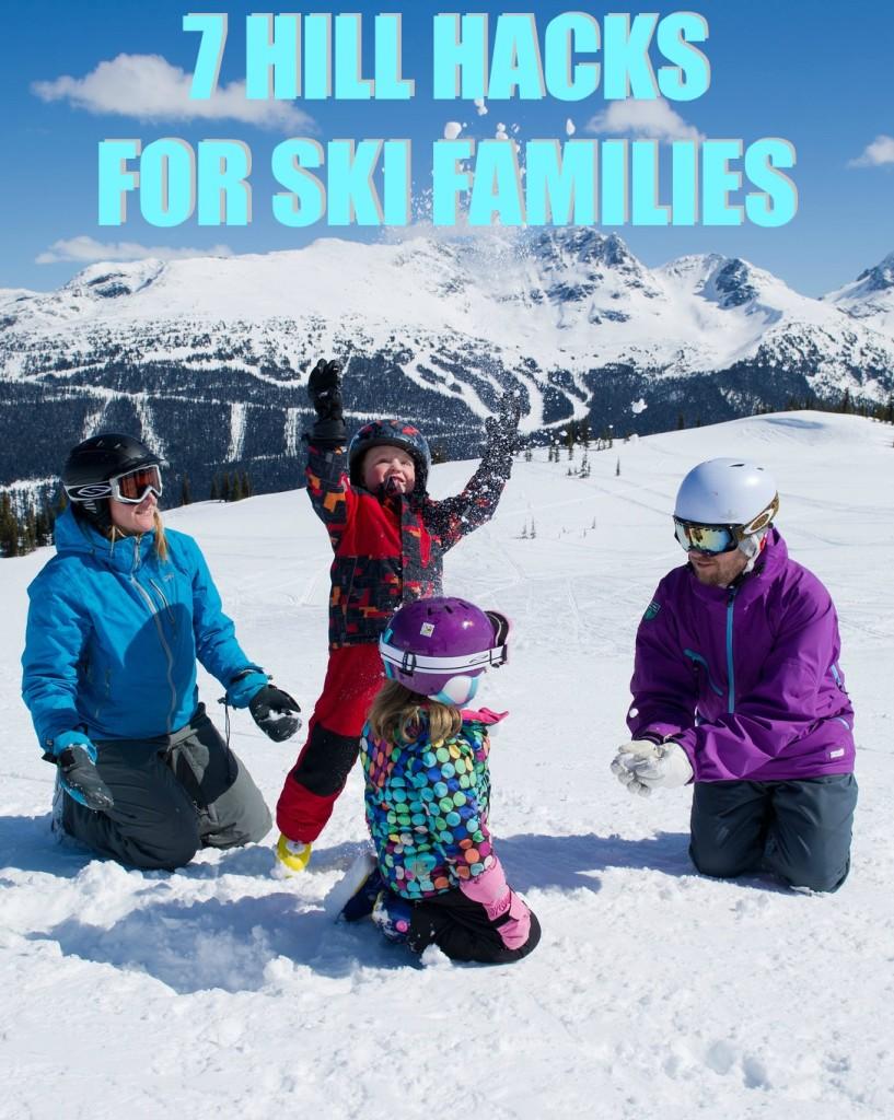 7 Hacks For New Ski Families