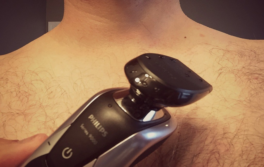 How To Manscape With A Beard Trimmer