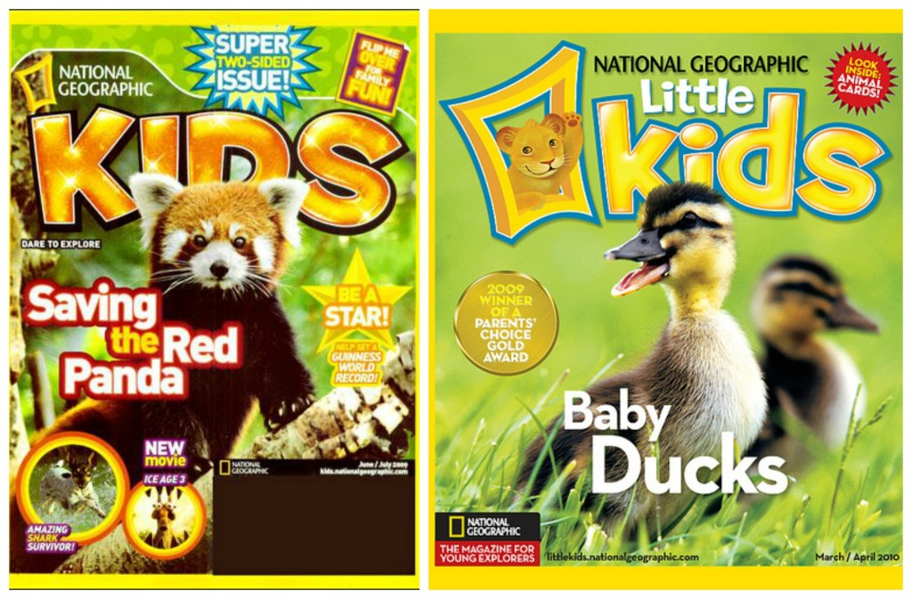 National Geographic Kids Subscription