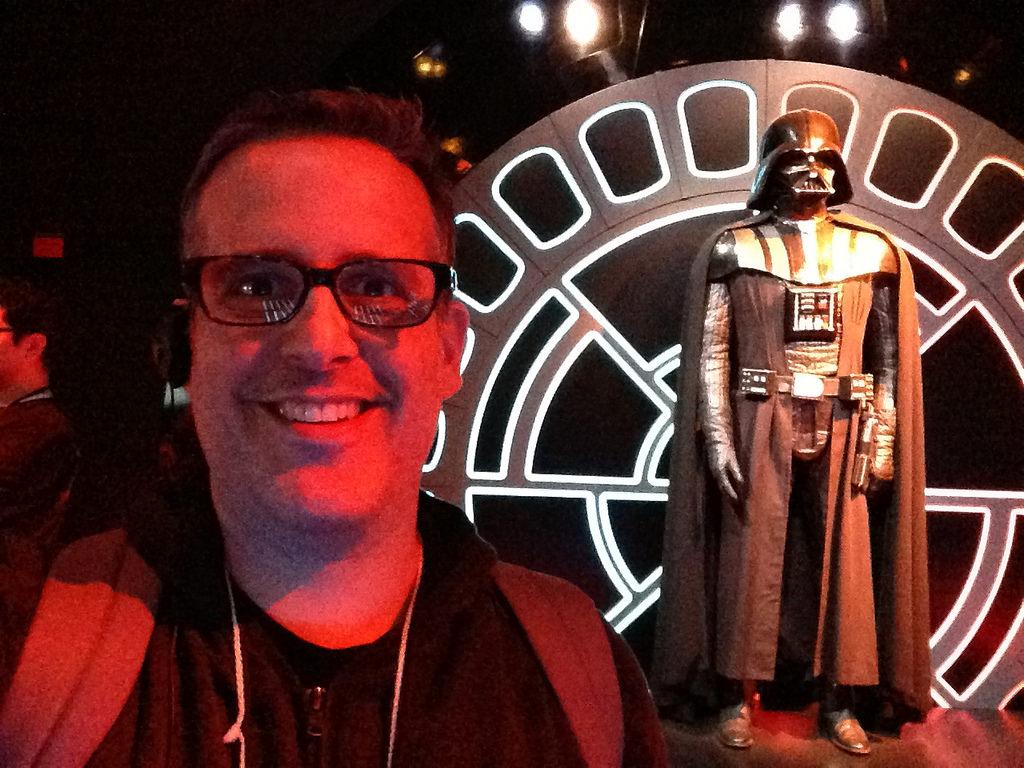 Darth Vader at Star Wars Identities