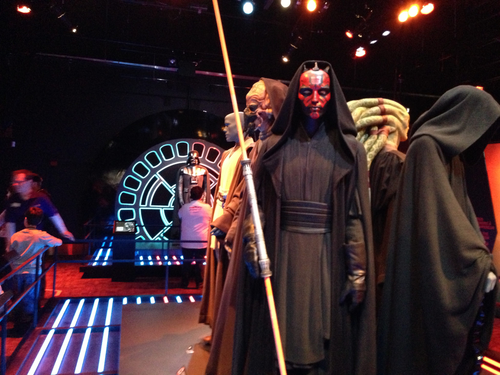 Dark Side at Star Wars Identities