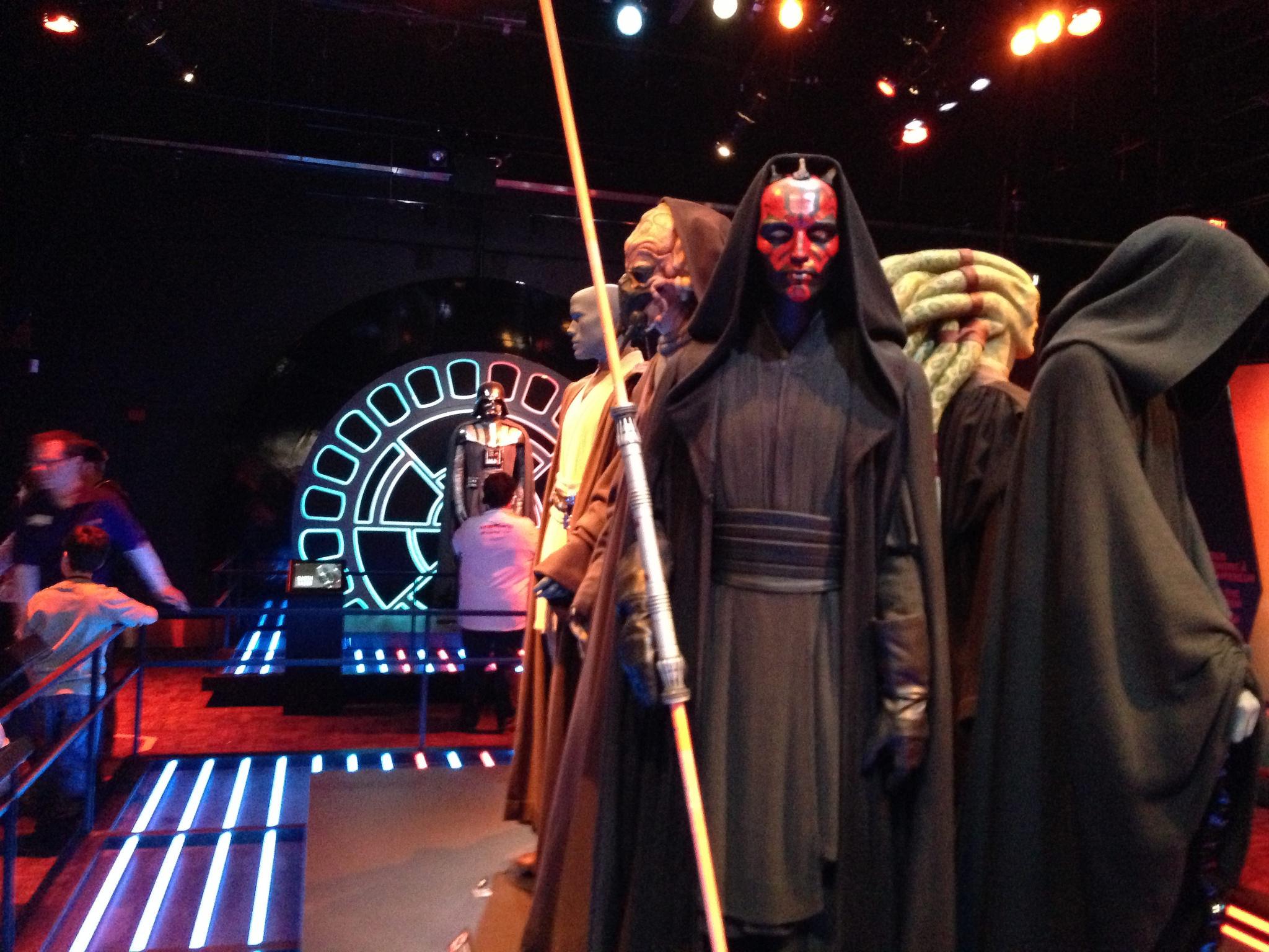 Dark Side at Star Wars Identities