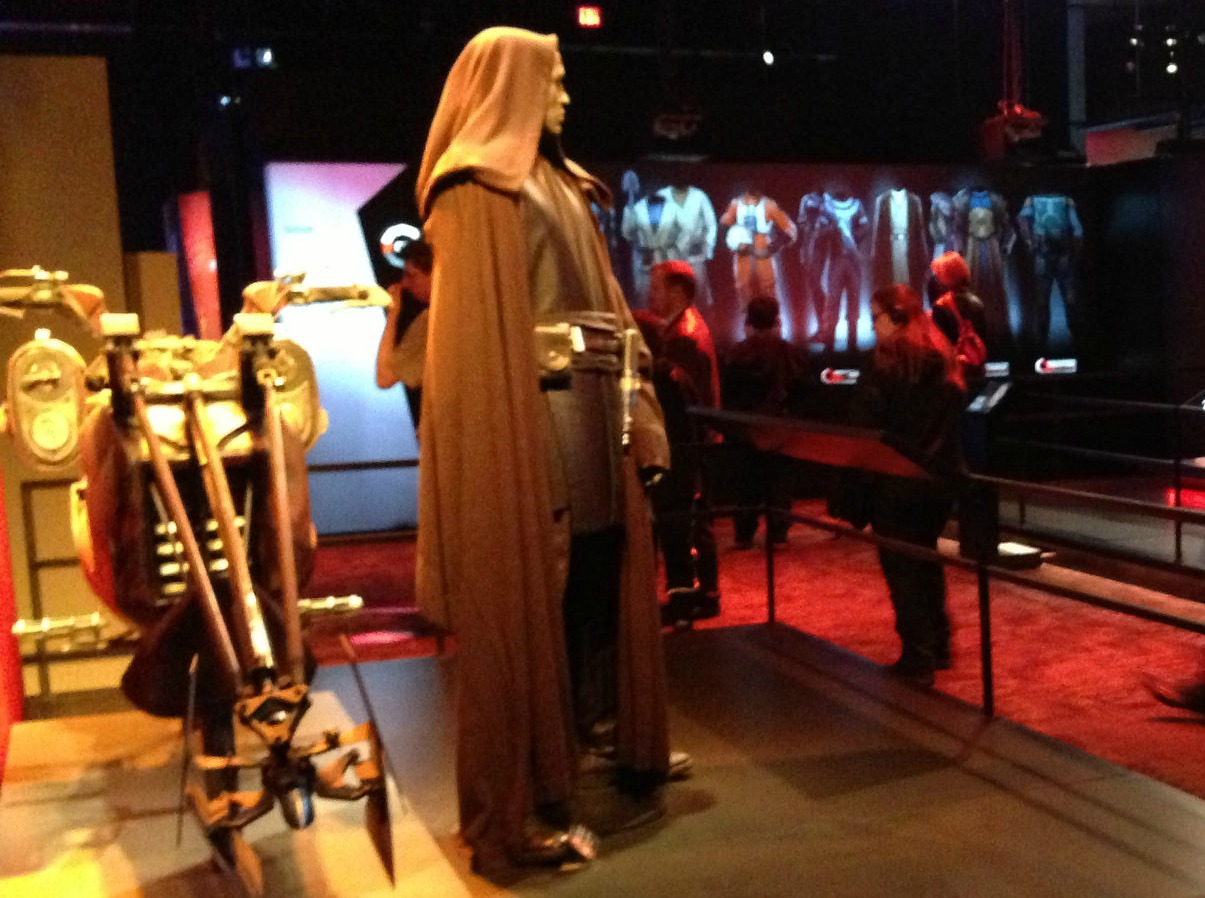 Anakin at Star Wars Identities
