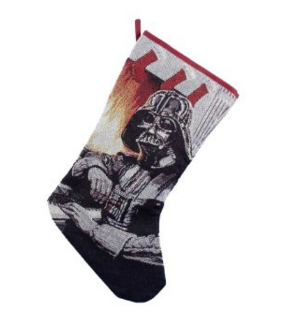 Darth Vader Stocking