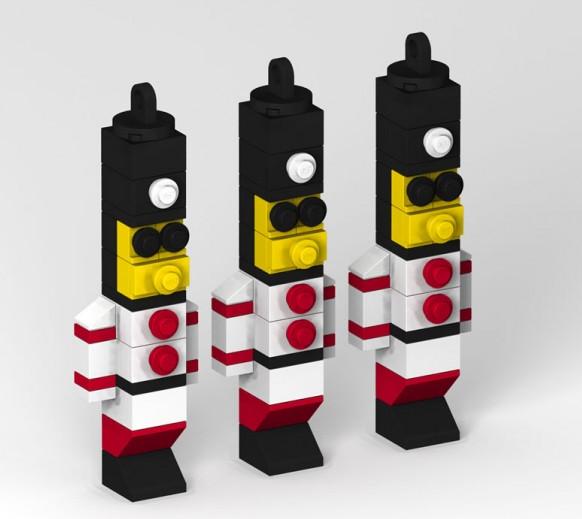 LEGO Nutcrackers