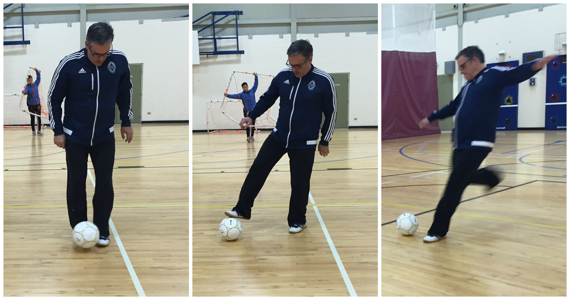 Soccer Practice Pains