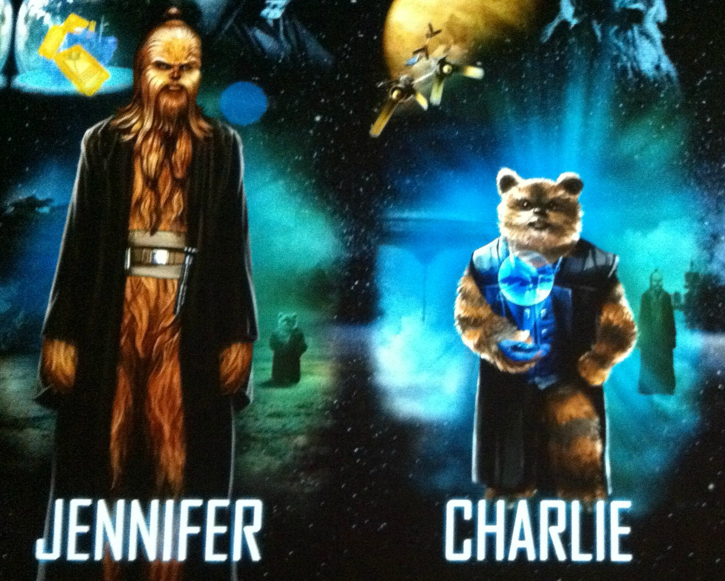 Choose Species at Star Wars Identities