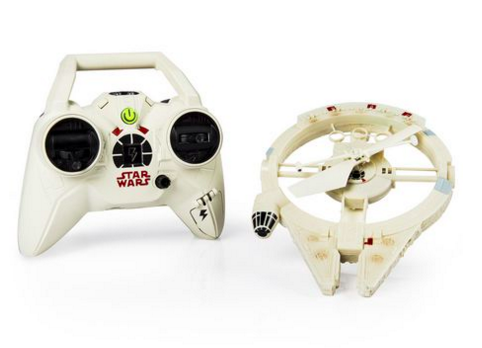 Star Wars Air Hogs Millennium Falcon